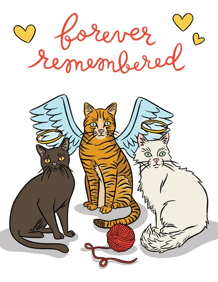Cats Forever Remembered