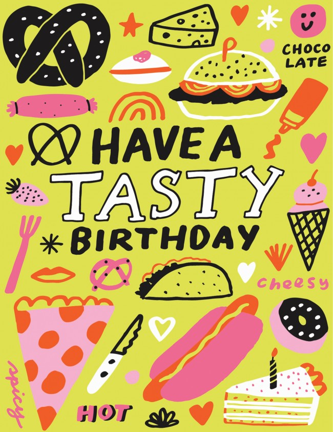 Have A Tasty Birthday