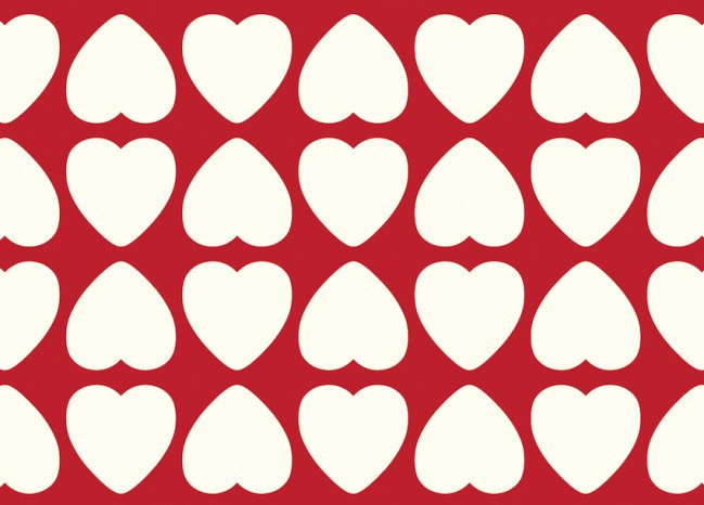 Red Hearts (8 pack)