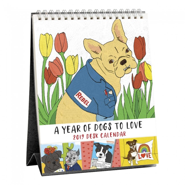 2019 A Year of Dogs to Love