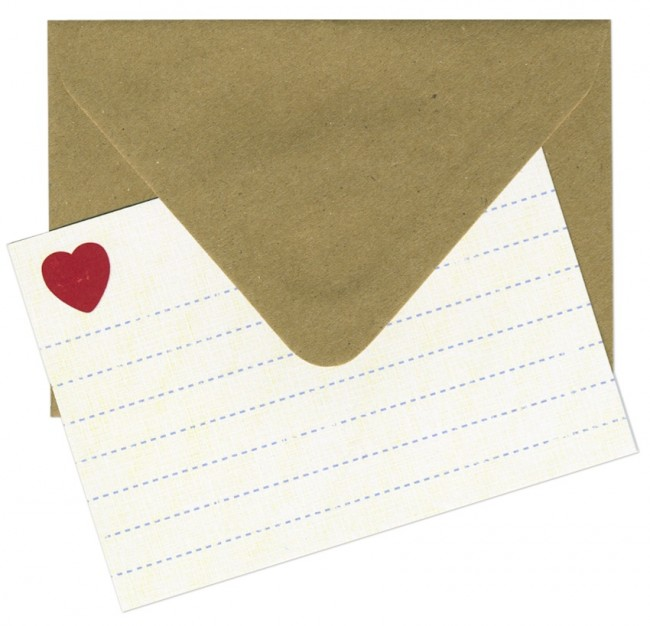 Heart Paper (8 pack)