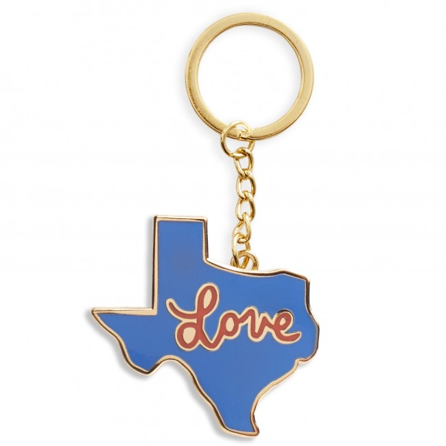Keychain - Texas Love