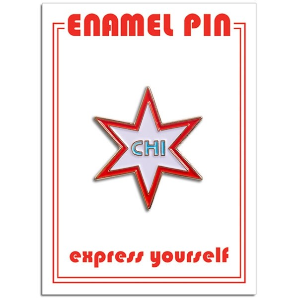 Pin - Chicago Star