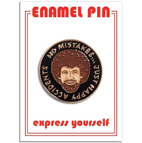 Pin - No Mistakes