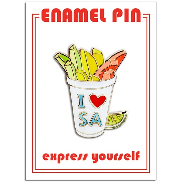 Pin - San Antonio Fruit Cup