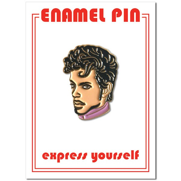 Pin - Purple Rain