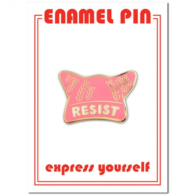 Pin - Pussy Hat Resist