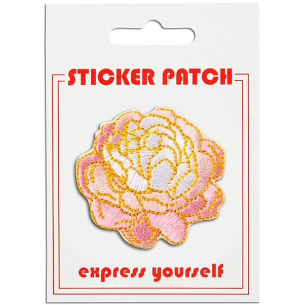 Sticker Patch - Peony
