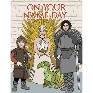 On Your Name Day