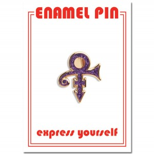 Pin - Purple Love Symbol
