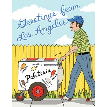 Paleta Guy - Greetings from Los Angeles