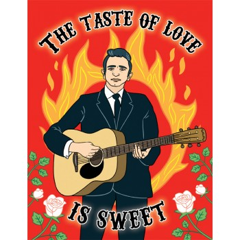 The Taste of Love is Sweet