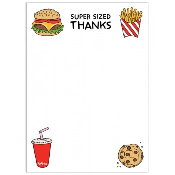 Super Sized Thanks (8/box)