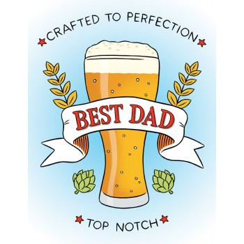 Crafted to Perfection - Dad