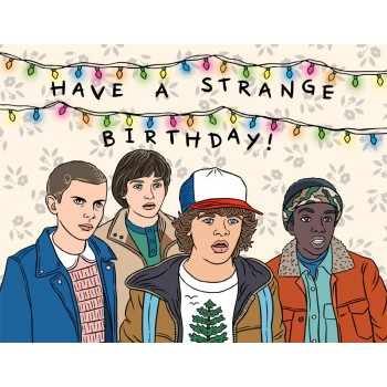 Have a Strange Birthday!