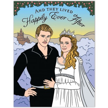 Princess Bride Wedding