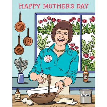 Julia Child Mother's Day