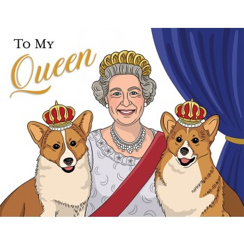 Queen of England Mother's Day