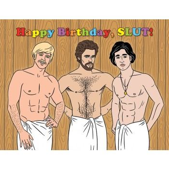 Happy Birthday Slut
