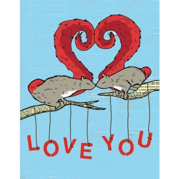 Squirrels - Love You