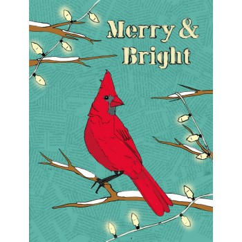 Cardinal-Merry and Bright
