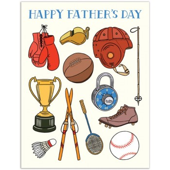 Vintage Sports Father's Day