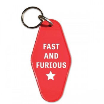 Key Tag-Fast and Furious