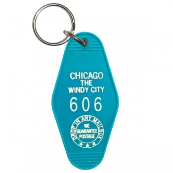 Key Tag-The Windy City