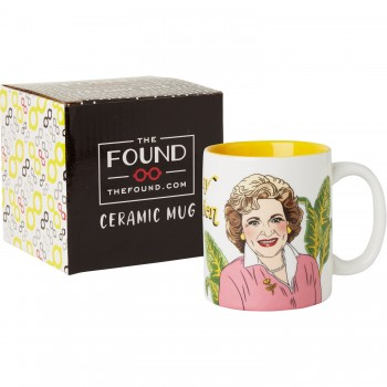 Coffee Mug: Betty White Stay Golden
