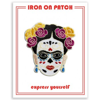 Patch - Artista Mexicana Sugar Skull