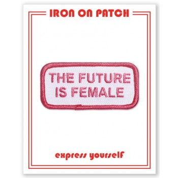 Patch - The Future is Female