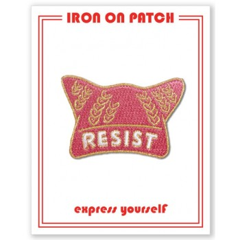 Patch - Resist Pussy Hat