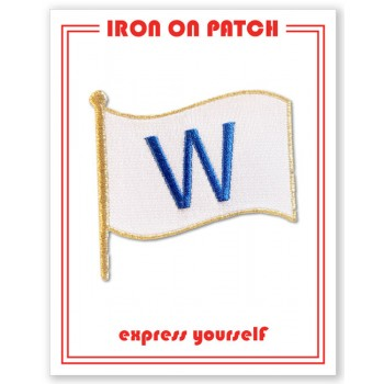 Patch - W Flag