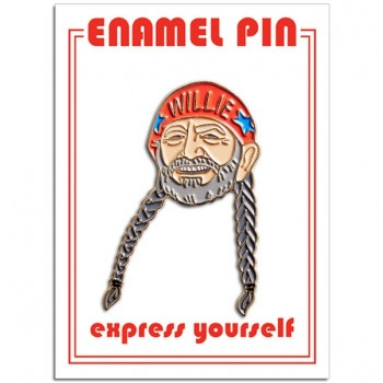 Pin - Willie Nelson