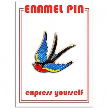 Pin - Swallow