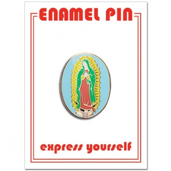 Pin - Virgin of Guadalupe
