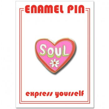 Pin - Soul Flower Heart