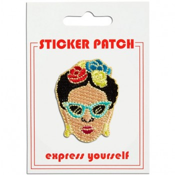 Sticker Patch - Sunglasses Frida