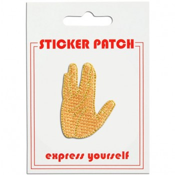 Sticker Patch - Vulcan Salute