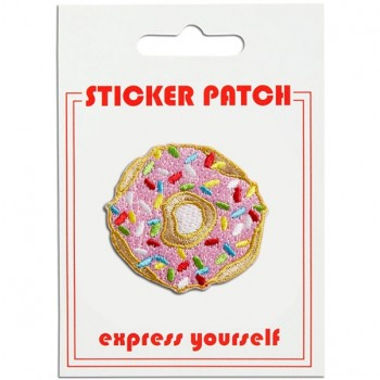 Sticker Patch - Donut