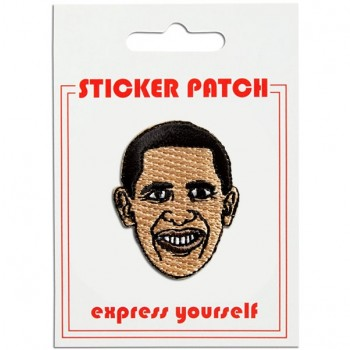 Sticker Patch - Barack Obama