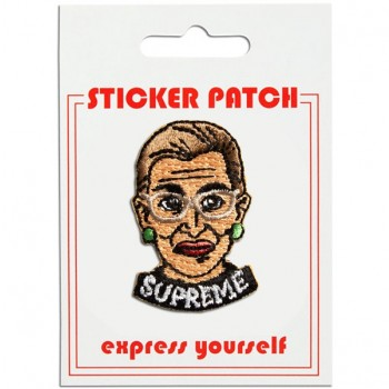 Sticker Patch - Ruth the Supreme