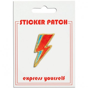 Sticker Patch - Lightning Bolt