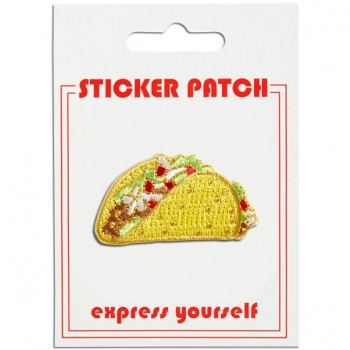 Sticker Patch - Taco