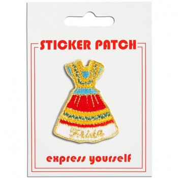 Sticker Patch - Mexicana Dress