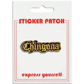 Sticker Patch - Chingona