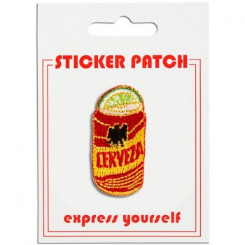Sticker Patch - Cerveza