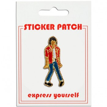 Sticker Patch - Michael Jackson