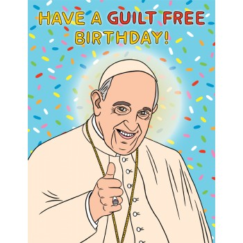 Have a Guilt Free Birthday