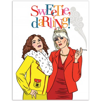 Ab Fab-Sweetie Darling